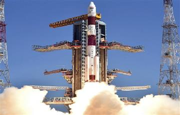 China lanzó el nuevo cohete que pondrá en órbita su estación espacial