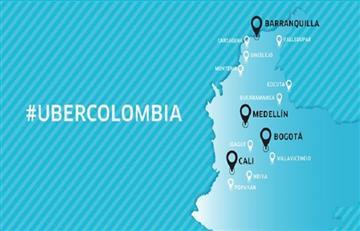 Imponen multas en Barranquilla a pasajeros que utilizan Uber