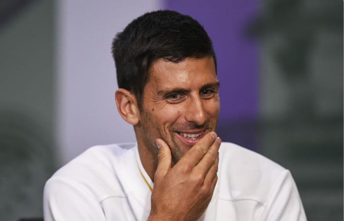 Novak Djokovic va por el Wimbledon