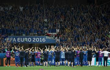 Eurocopa: Islandia es la sorpresa, vence y elimina a Inglaterra