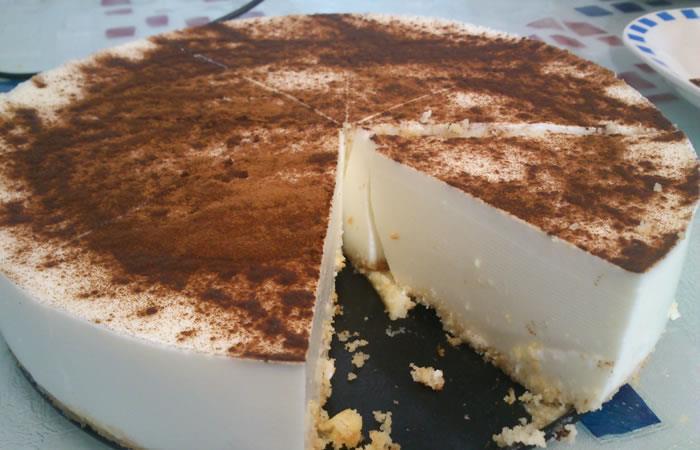 Torta de Cuajada