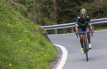 Nairo Quintana muestra que Colombia es grande a punta de pedal