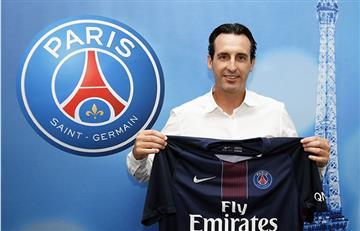 París Saint-Germain elige a Unai Emery como entrenador