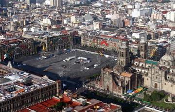 Sismo de magnitud 5.7 en México