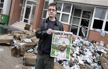 'Charlie Hebdo': Francia investiga nuevas amenazas