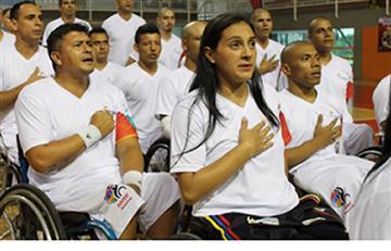 Colombia gana en Suramericano de Baloncesto en Silla de Ruedas