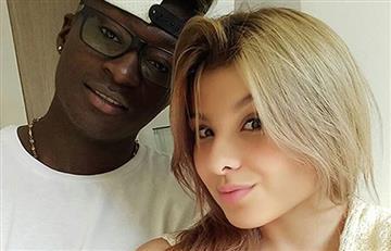 Marlos Moreno y su hermosa novia Daniela Pérez