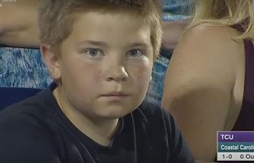 YouTube: Este niño hace eso y los narradores no pueden de la risa