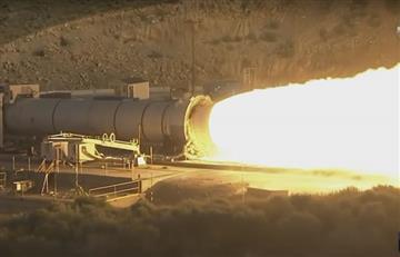 Cohete que llevará humanos a Marte ya está listo