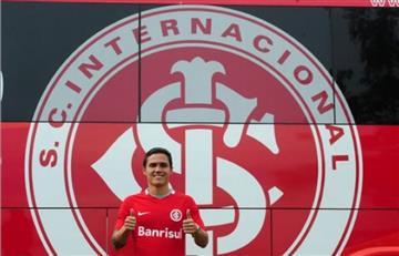 Luis Manuel Seijas debuta con el Inter de Porto Alegre