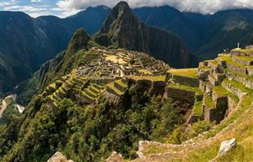 Por una foto, un alemán murió en Machu Picchu