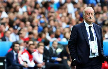 Vicente del Bosque dejaría la selección española