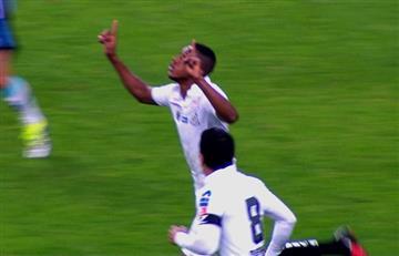 VIDEO: Jonathan Copete debutó con gol en Brasil