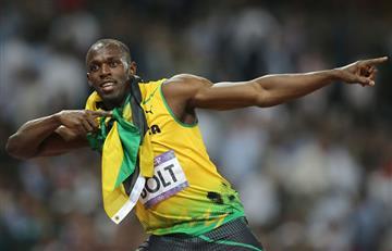 Juegos Olímpicos: Usaín Bolt comienza su camino a Río 2016