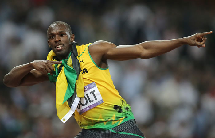 Usaín Bolt ha ganado oro en Pekín 2008 y Londres 2012. Foto: EFE
