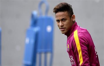 Neymar renovó con el Barcelona hasta 2021