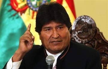 Cruce de señalamientos entre Evo Morales y CNN