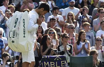 Wimbledon: Djokovic pierde ante Querrey y queda eliminado