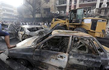 Un carro bomba deja 80 muertos en Bagdad