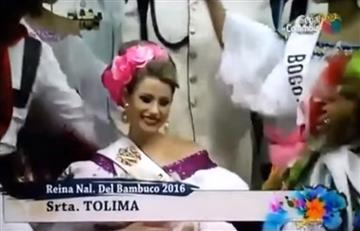 Señorita Bogotá arrebata la corona a la ganadora