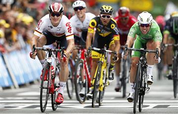Tour de Francia: Cavendish gana doblete en la etapa tres
