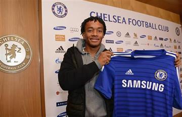 Chelsea: Juan Guillermo Cuadrado ya no usará el dorsal '23'
