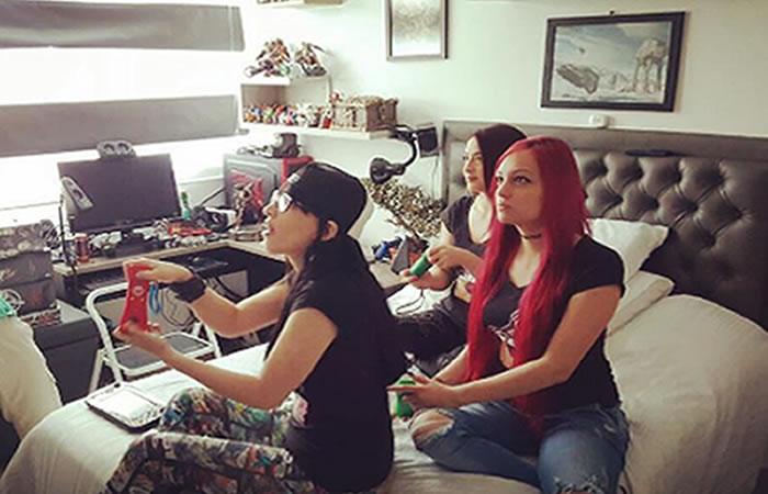 Chicas Gamers Colombia se roban el mundo de los videojuegos