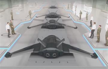 Cultivar drones sería el próximo objetivo militar