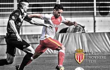 Falcao recibe apoyo del Mónaco en una nueva campaña por redes sociales