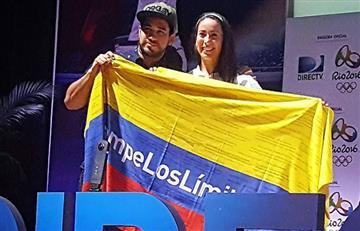 Juegos Olímpicos: Mariana Pajón le responde a Caterine Ibargüen