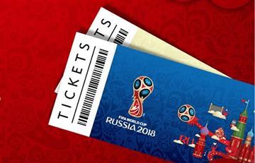 Rusia 2018: Estos son los precios de las entradas para el Mundial