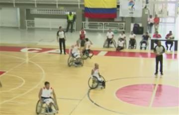 Selección Colombia finaliza tercero en Suramericano de Baloncesto en Silla de Ruedas