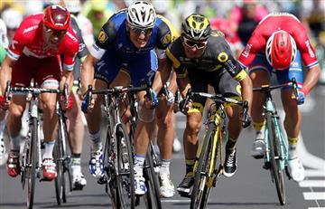 Tour de Francia: el tremendo final que se decidió por 5 milímetros