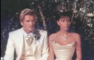 David Beckham y Victoria Beckham, un amor de 17 años