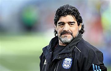 Diego Maradona quiere volver a la Selección Argentina