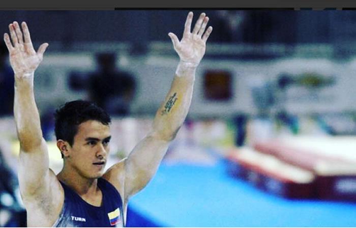 Río 2016: Jossimar Calvo será el abanderado de Colombia en los Juegos Olímpicos