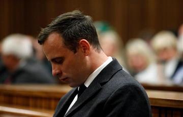 Oscar Pistorius es condenado a seis años de cárcel