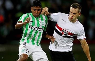 Sao Paulo vs. Atlético Nacional: previa, datos y transmisión