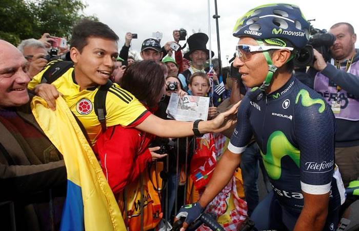 Tour de Francia: Nairo se mantiene 7mo y Sagan pierde el liderato