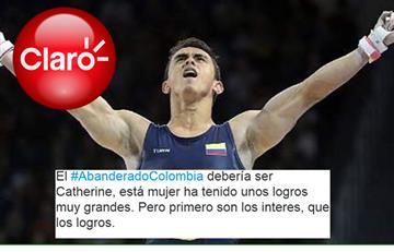 Río 2016: A Jossimar Calvo no lo eligió Colombia