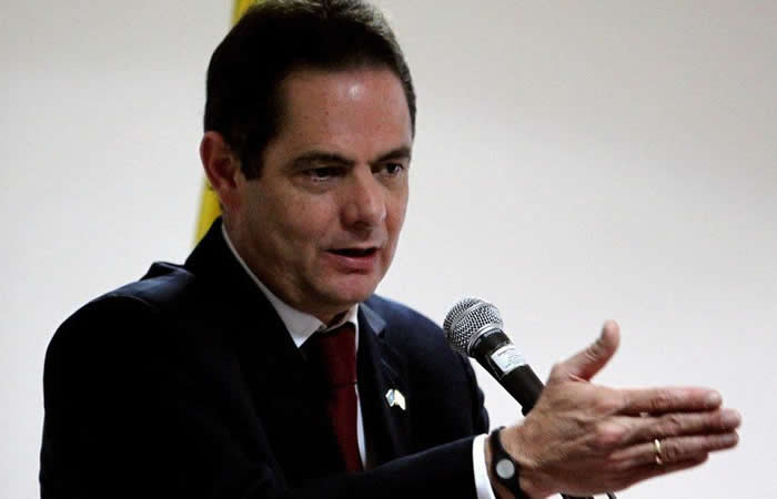Sólo el 29 % de los colombianos no está de acuerdo con la gestión del vicepresidente. Foto: EFE