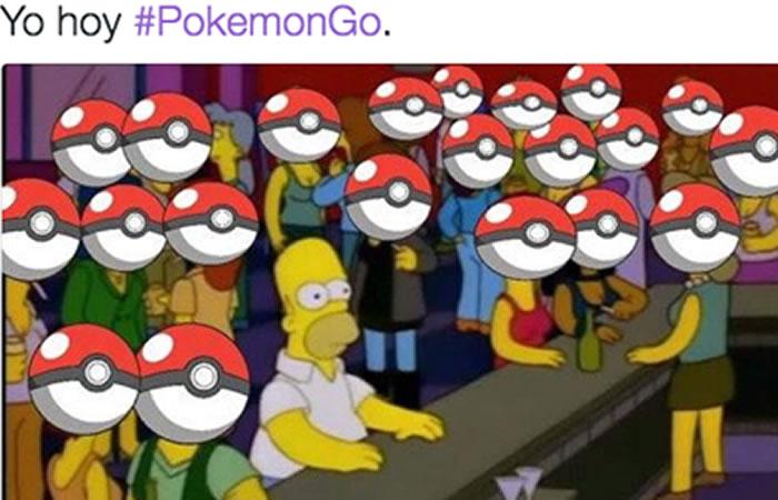 Pokémon Go: Las mejores imágenes que circulan en las redes