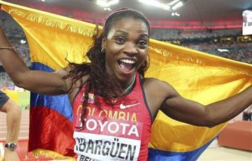 Río 2016: Caterine Ibargüen sería la nueva abanderada de Colombia