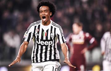 Juventus quiere a Cuadrado pero Chelsea no afloja