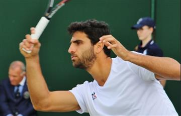 Robert Farah, semifinalista en Wimbledon