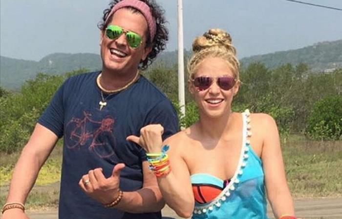 La Bicicleta de Carlos Vives y Shakira ya tiene video oficial