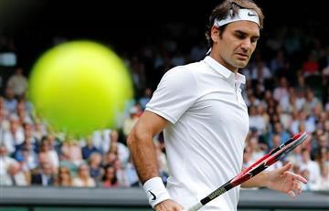 Wimbledon: Federer eliminado por Raonic