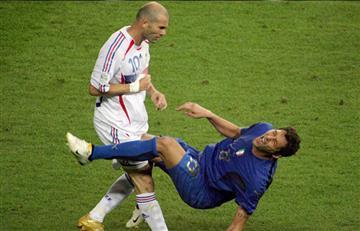 """Metrazzi: """"A Zidane le hablé de su hermana, no de su madre"""