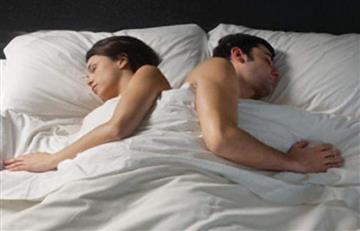 ¿Qué pasa cuando no hay sexo en el matrimonio?