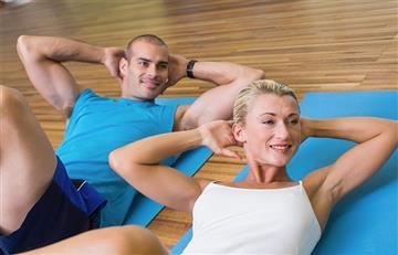 Siete ejercicios efectivos para desaparecer la barriga